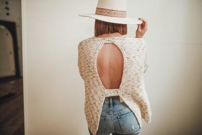 Flyaway Sweater