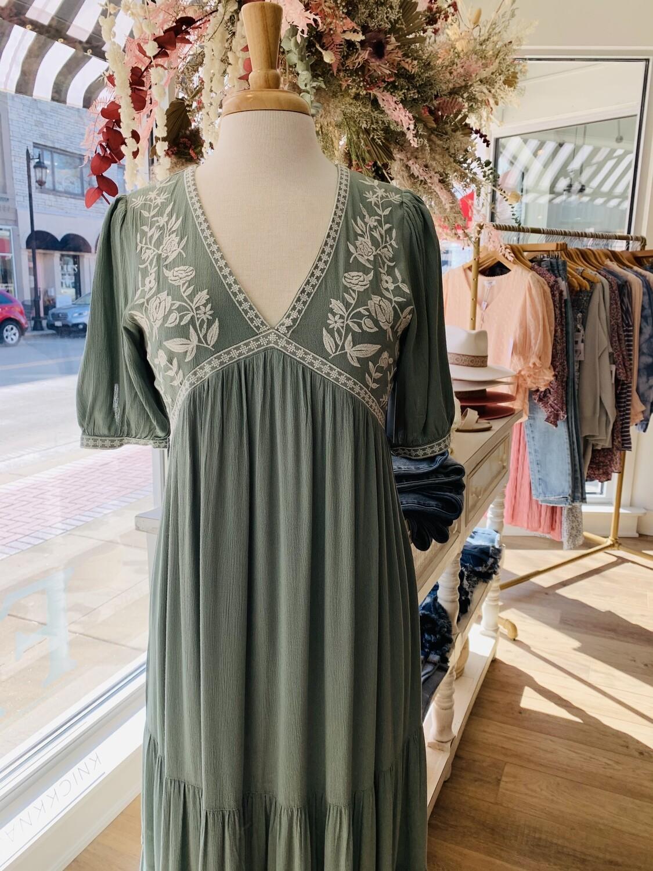 Allie Maxi Dress