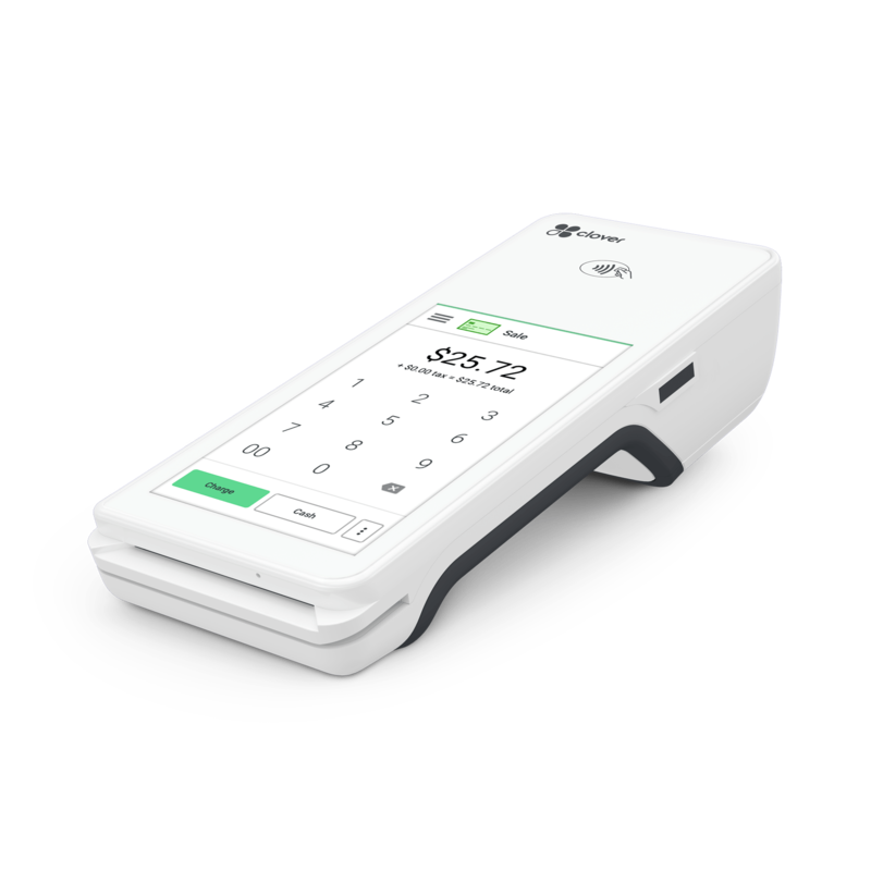 NEW CLOVER Flex Mobile Terminal