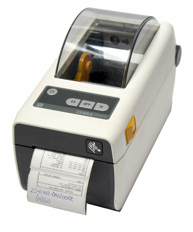 Zebra  Direct Thermal, Healthcare Bluetooth Label Printer