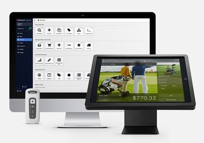 Lightspeed Point of Sale Bundle For Golf Courses & Country Clubs