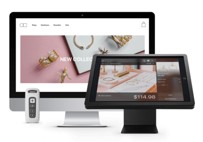 Lightspeed Point of Sale Bundle For Jewelry Stores