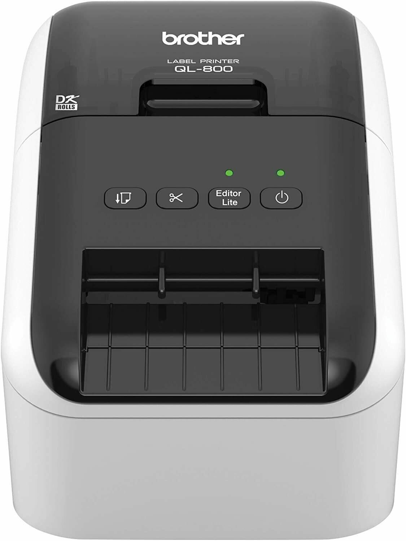 Brother Printer High Speed Wireless Label Printer
