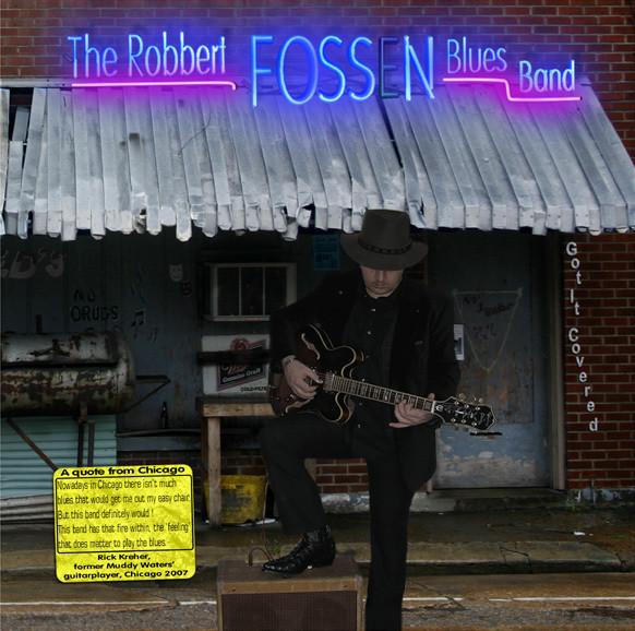 The Robbert Fossen Blues Band -