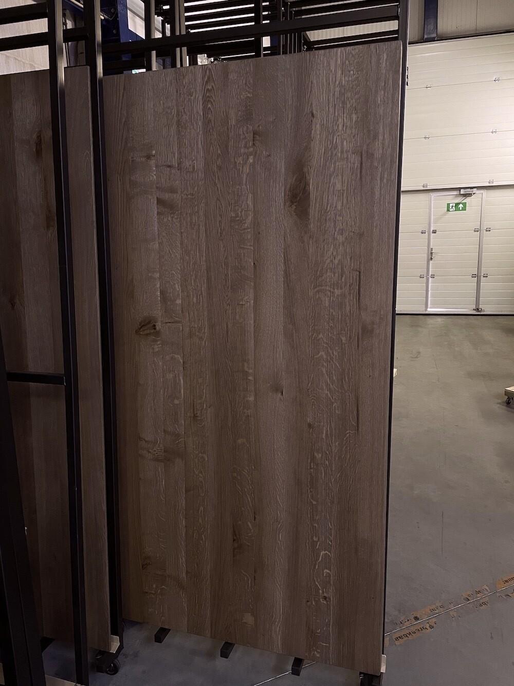 Massief Eiken Tafel H128 (September 200x100 cm)