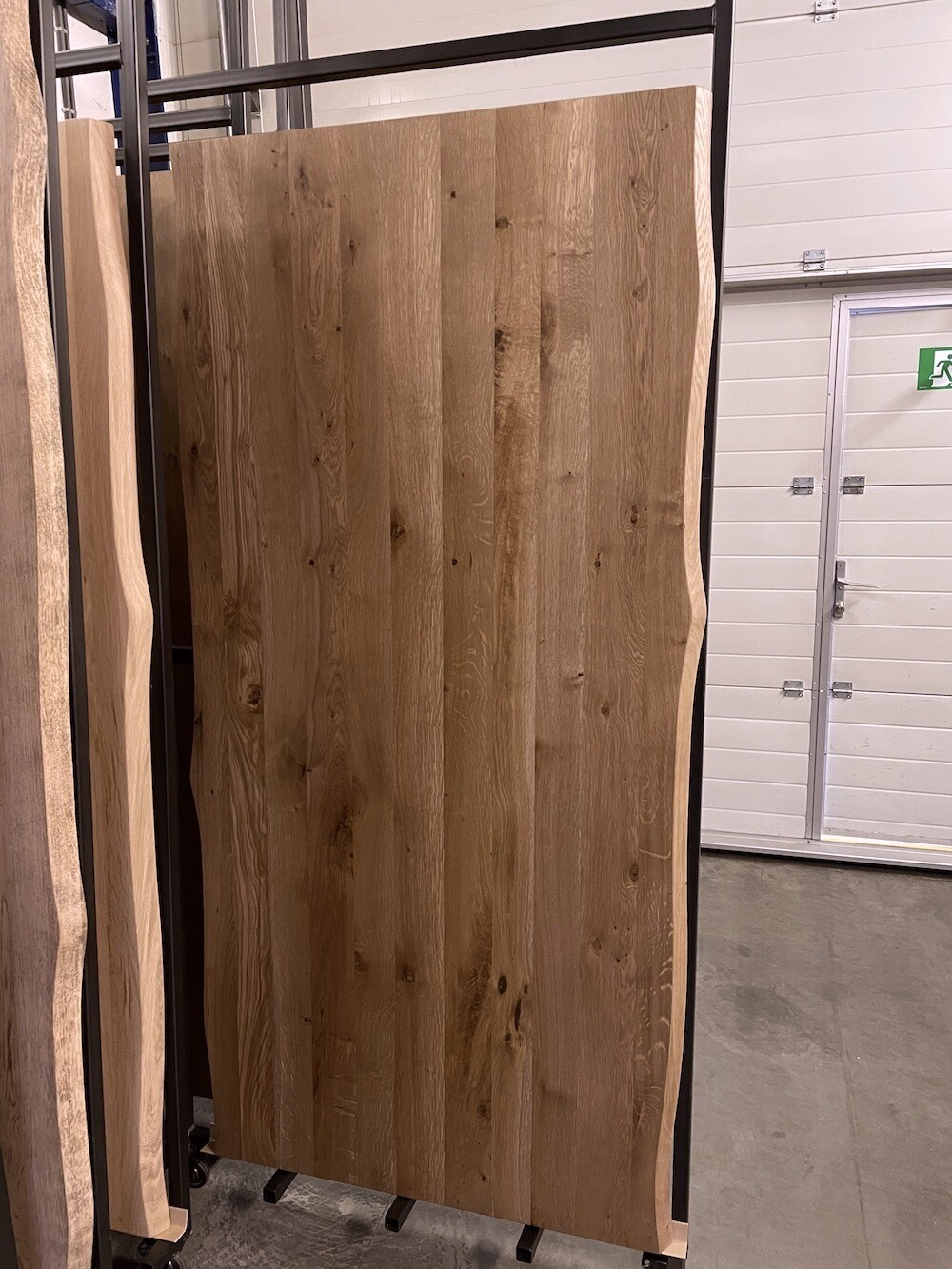 Massief Eiken Tafel H129 (September 200x100 cm)
