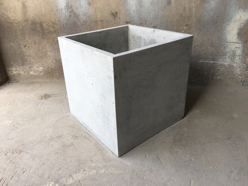 betonPFLANZKÜBEL Würfel