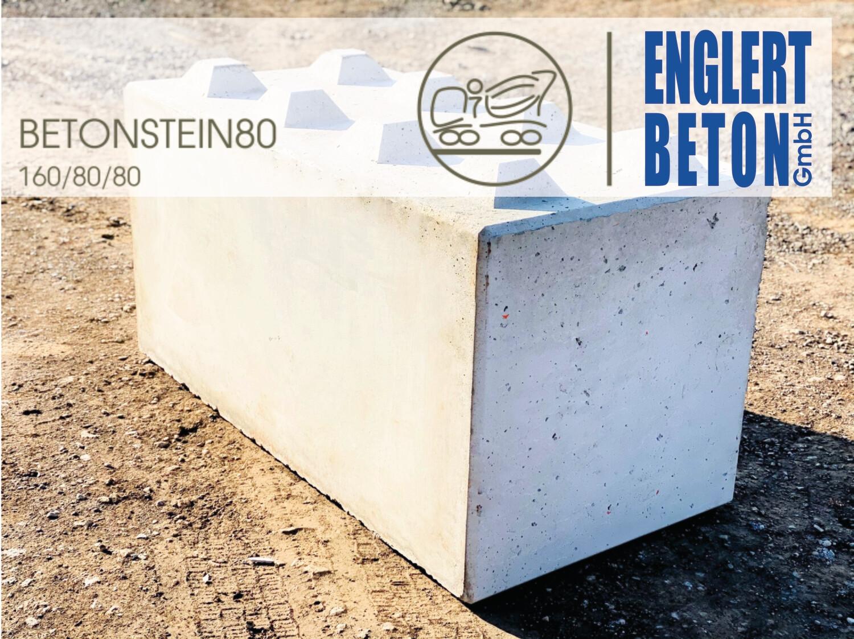 Betonstein80 160/80/80