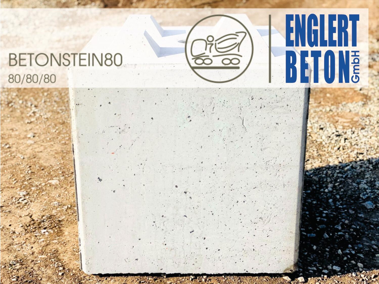 Betonstein80 80/80/80