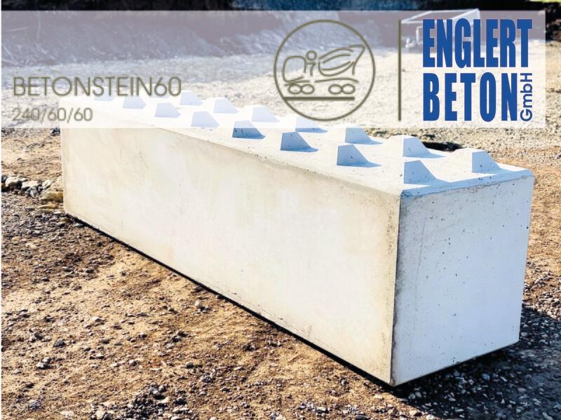 Betonstein60 240/60/60