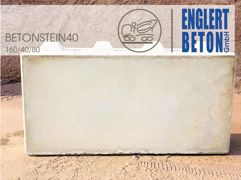 Betonstein40 160/40/80