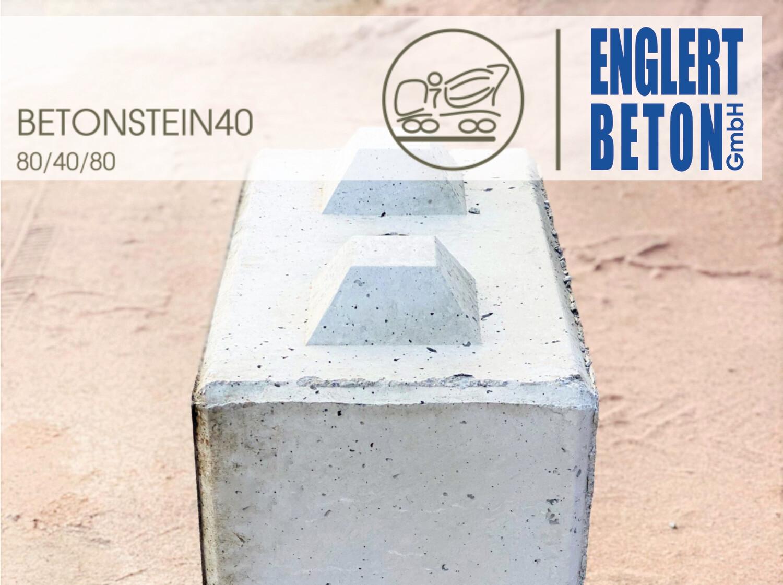 Betonstein40 80/40/80