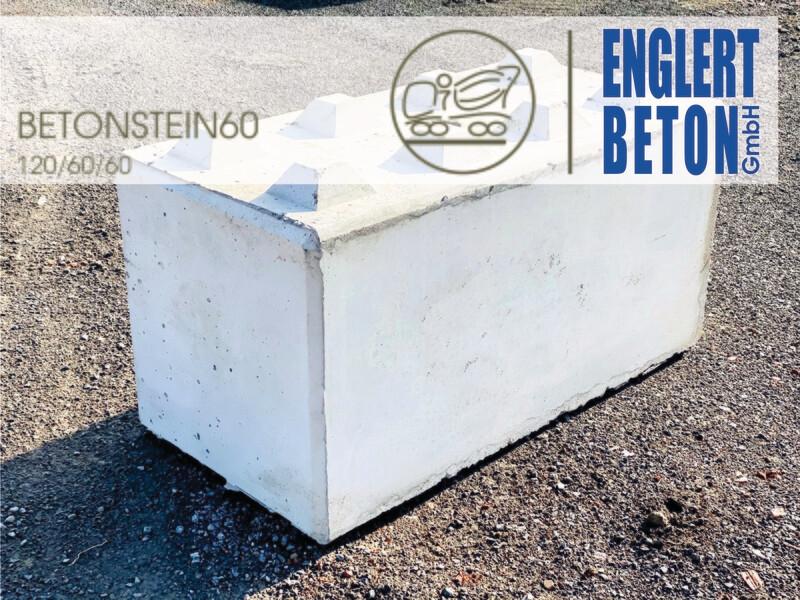 Betonstein60 120/60/60