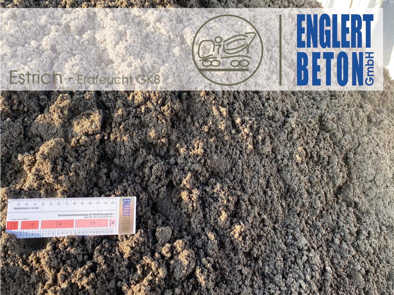 Zementestrich8 300kg Zement