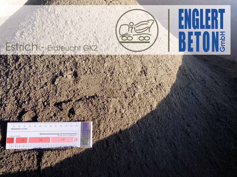 Zementestrich2 250kg Zement