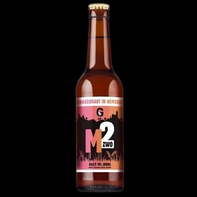 Hazy India Pale Ale (DDH)