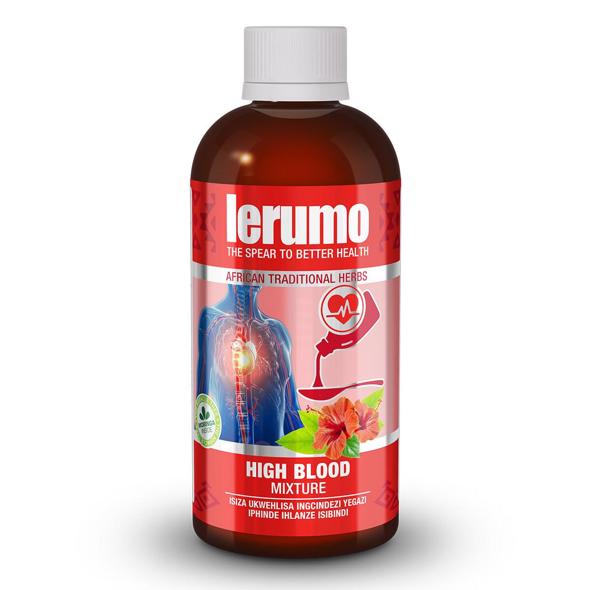 Lerumo High Blood Mixture 300ml