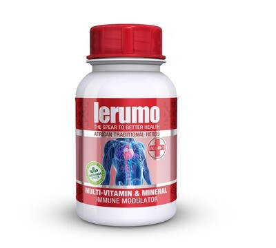 Lerumo Lamadi 90 capsules | Blood tonic