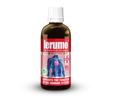 Lerumo Lamadi 50ml tincture | Blood tonic