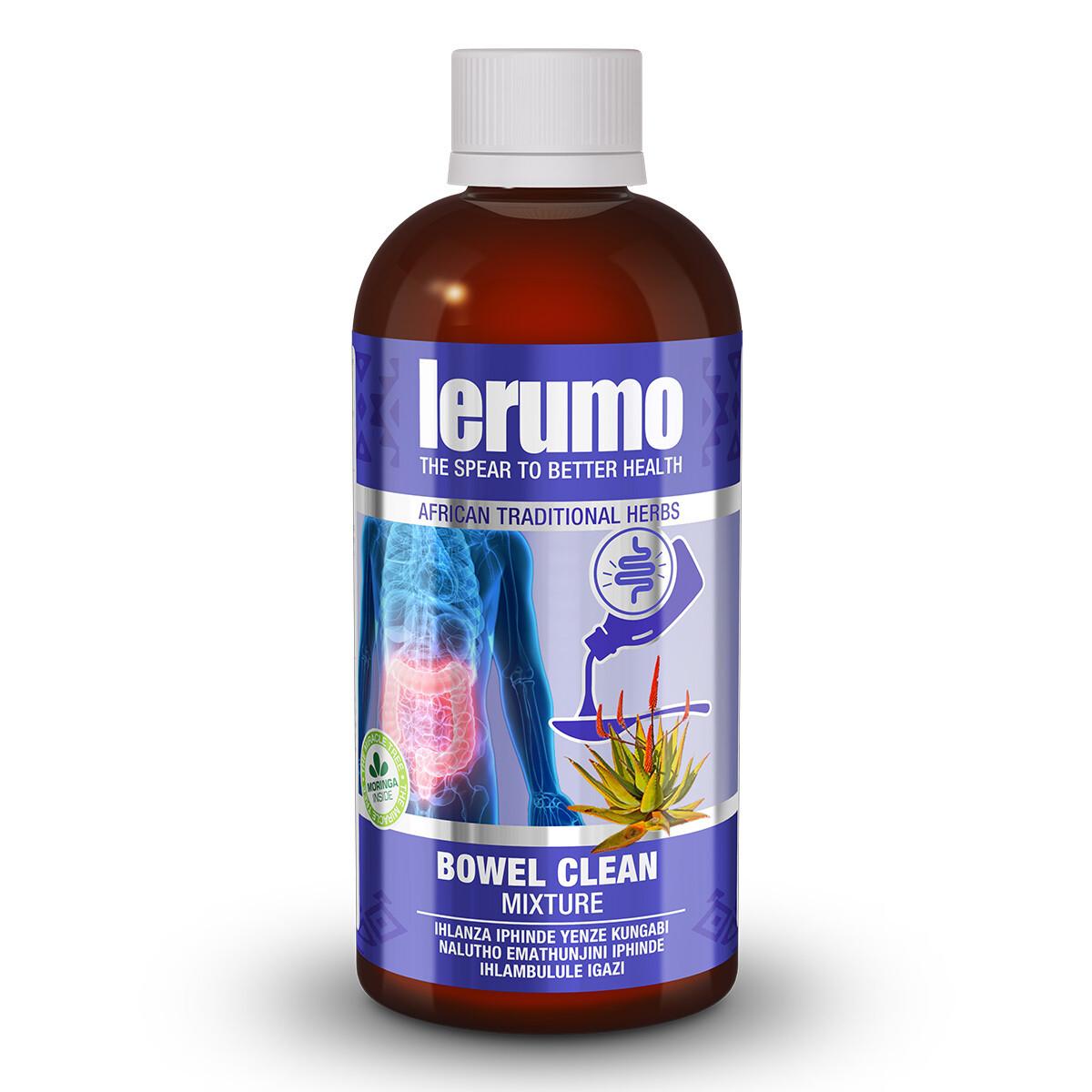 Lerumo Bowel Clean Mixture 300ml
