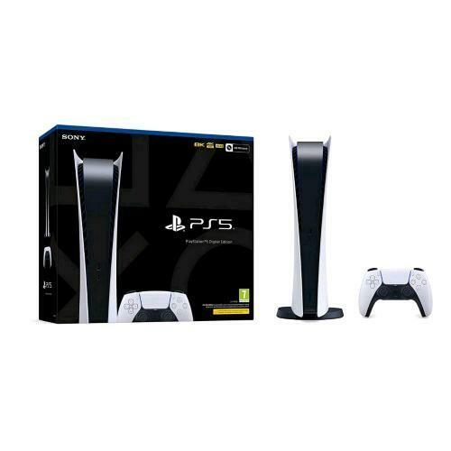 SONY CONSOLE PS5 825GB DIGITAL EDITION