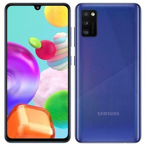 SAMSUNG GALAXY A41 SM-A415F PRISM CRUSH BLUE 64GB DUAL SIM ITALIA