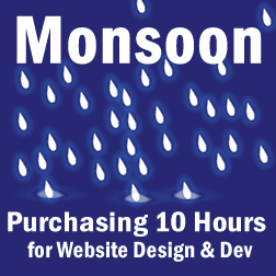 Monsoon Maintenance (10 Hours) Plan