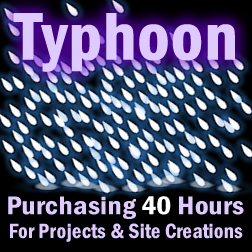 Typhoon Maintenance (40 Hours) Package