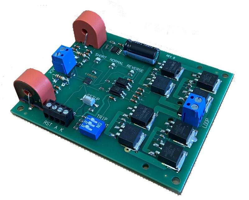 AR10 Auto Reverser with circuit breaker