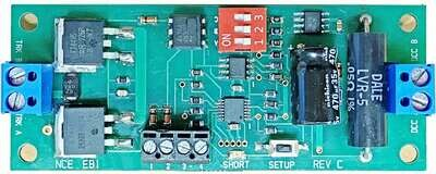 EB1 v1.1 Single District Electronic Circuit Breaker - New Version!