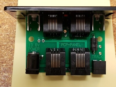 PCP - Power Cab Connection Panel