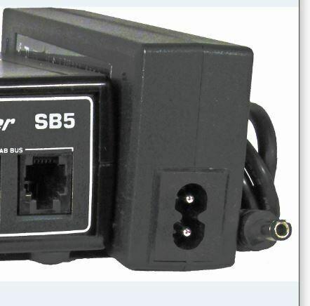 P514, 12V / 13.8V DC, International 5 Amp Power Supply for SB5