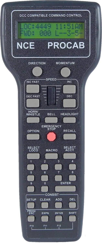 Procab-R Deluxe Master Cab Radio Equipped