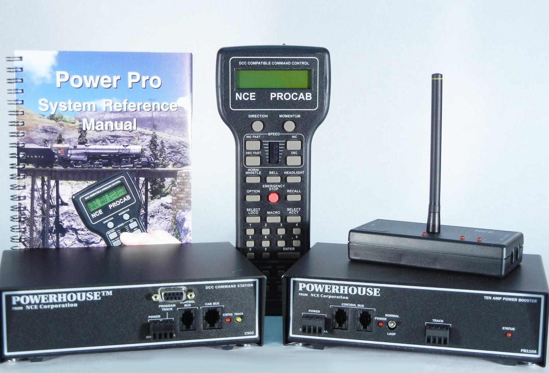 PH10R 10 Amp Wireless Starter Set with D408 decoder
