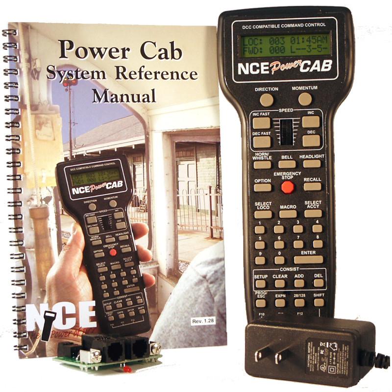 Power Cab Starter Set with 24 watt 110/240V US Power Supply