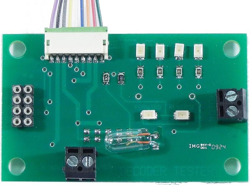 DTK - Decoder test kit