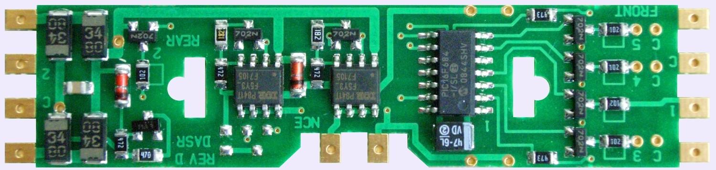 DA-SR decoder, solder in, 5 function