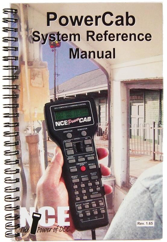 Power Cab Manual for 2 amp Starter set