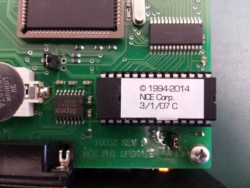 EPROM 5 amp PH-Pro PH10 CS02 System Firmware Upgrade Chip 3/1/2007c