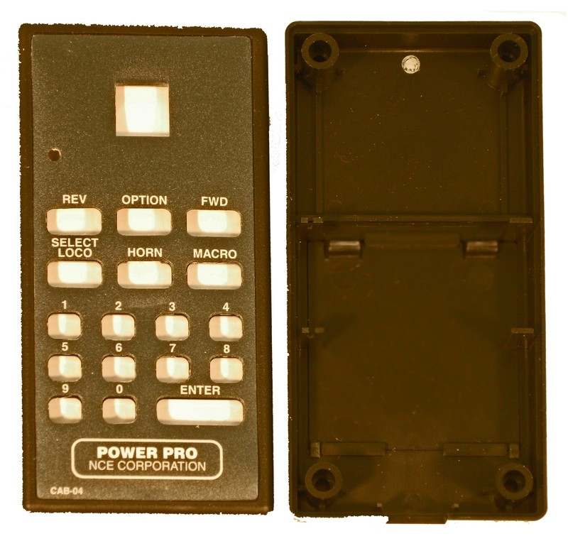 Replacement plastic case for Cab04