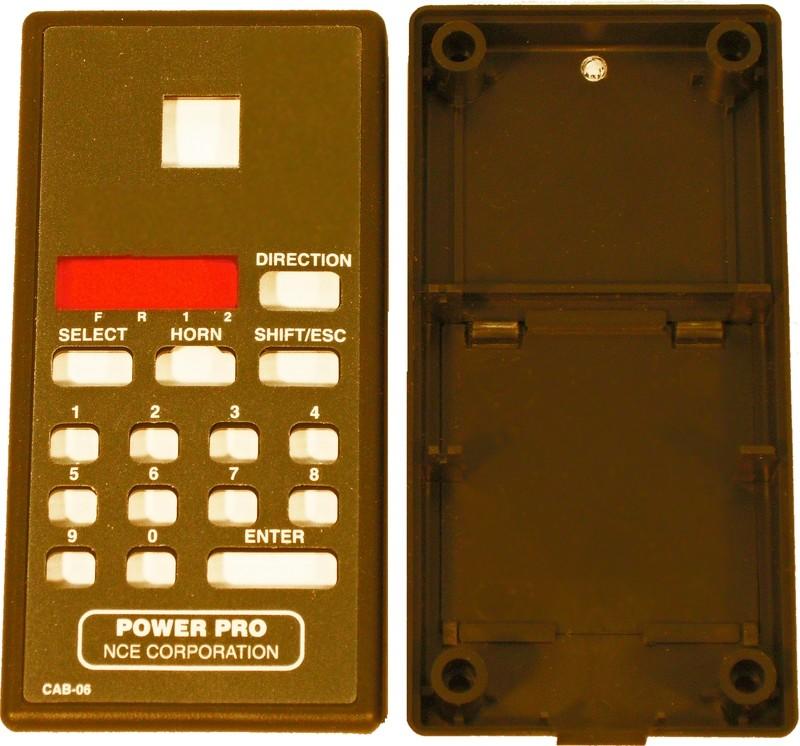 Replacement plastic case for Cab06