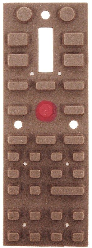Membrane Keypad for Pro Cab or Power Cab