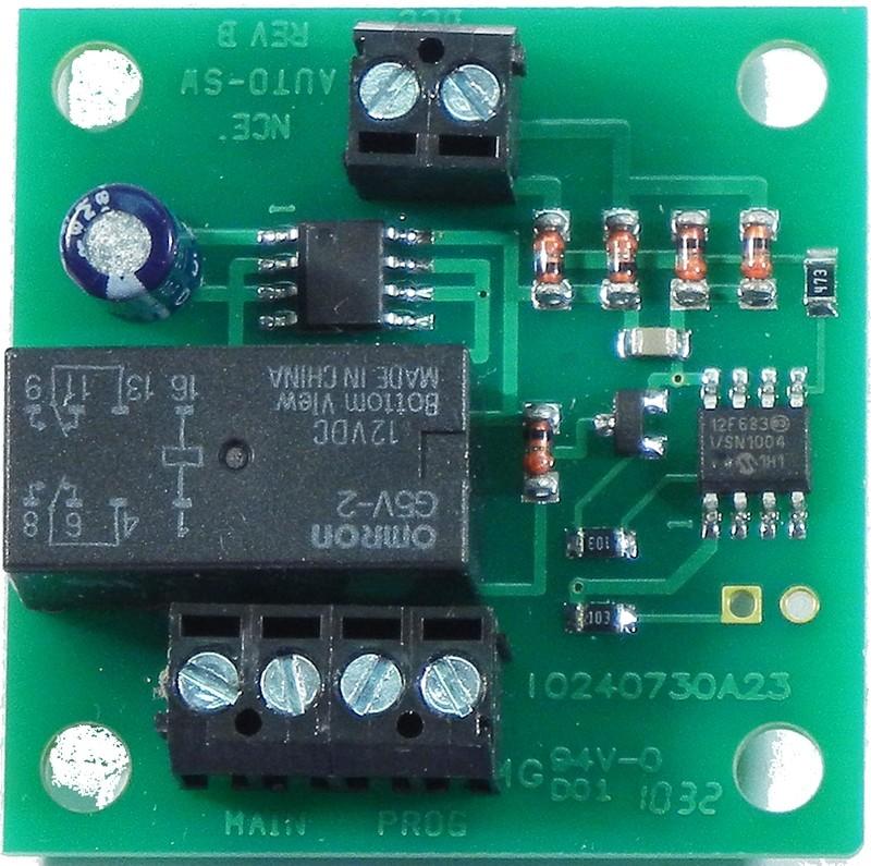 Auto-Sw, automatic program track for Power Cab.