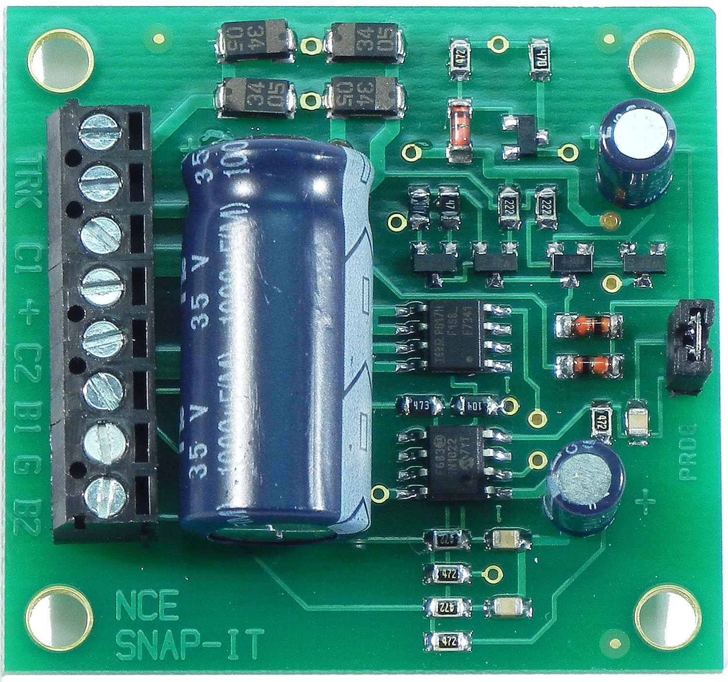 Snap-It twin coil accessory decoder