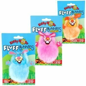 FATCAT Fluff Bunnies