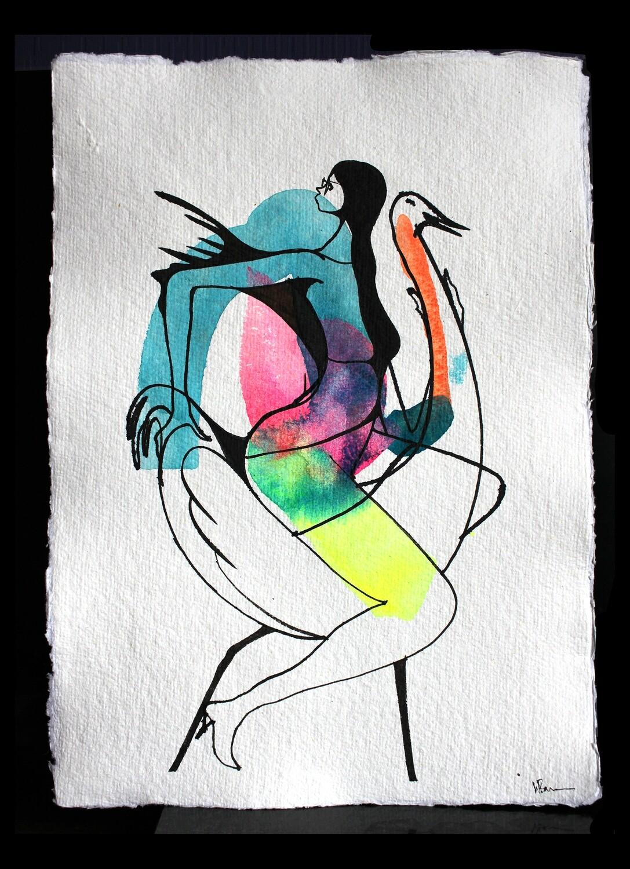 Emu - Painting