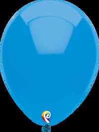 Globo Sensacional No 7 - Azul Royal