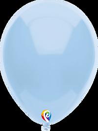Globo Sensacional No 7 - Azul Cielo