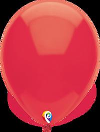 Globo Sensacional No 12 - Rojo