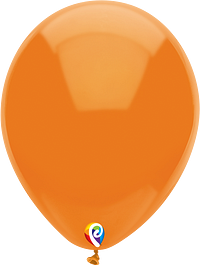 Globo Sensacional No 9 - Naranja
